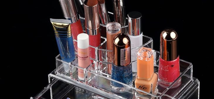 Makeup Organizer For Bathroom Countertop – Clear Acrylic Is The Best