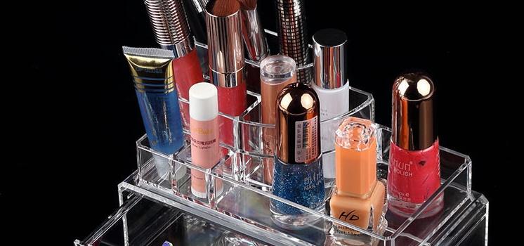 The Best Clear Acrylic Makeup Organizer For Bathroom
