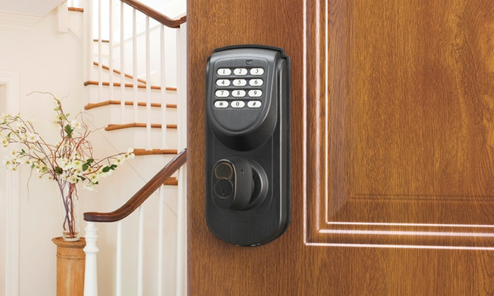 Best Electronic Keyless Deadbolt Reviews Best Keypad