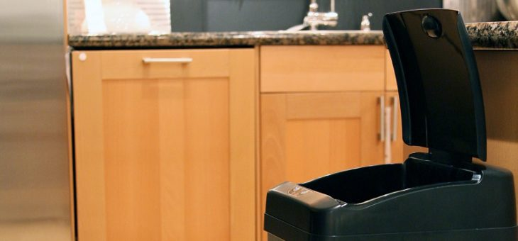 Best Automatic Trash Can For Kitchen