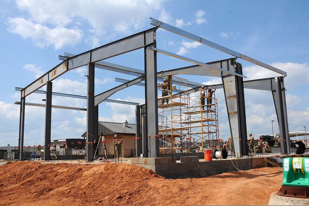 Pre-engineered steel building advantage disadvantage