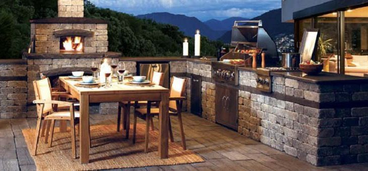 6 Key Elements To Plan The Perfect Outdoor Kitchen
