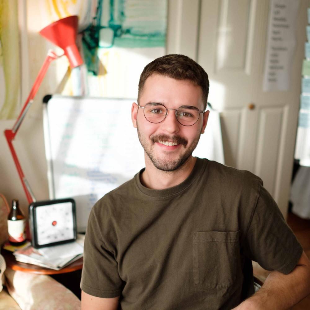 sapana house daniel wiley portrait profile picture