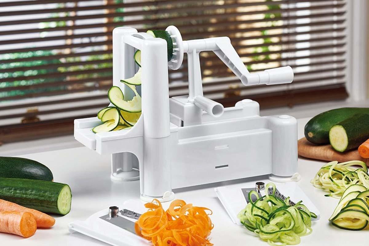 10 Best Spiral Vegetable Slicers