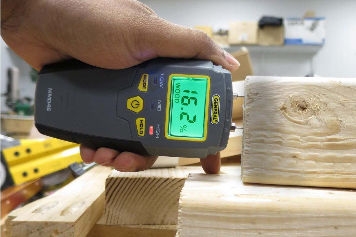 best moisture meter for wood working