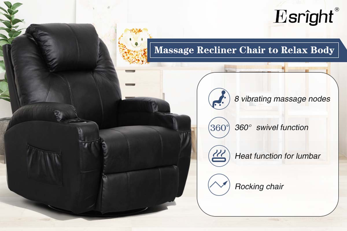 10 Best Swivel Recliner Rocker Chairs