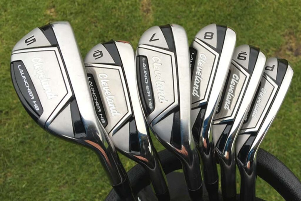 Golf Irons Set Buyer's Guide