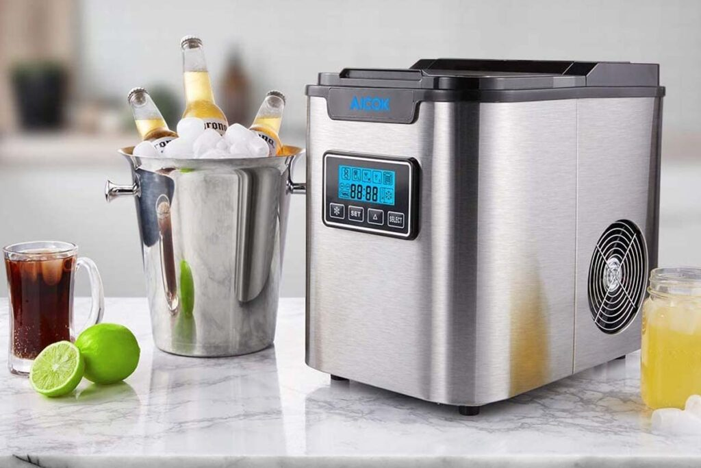 Best portable countertop ice maker