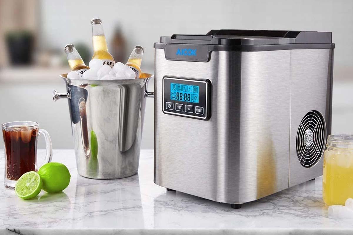 Best portable countertop ice maker