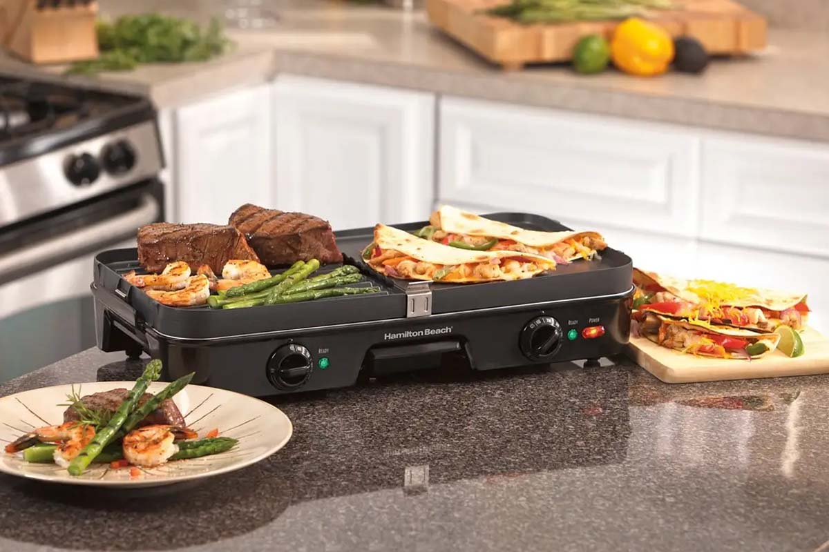 10 Best Electric Griddles