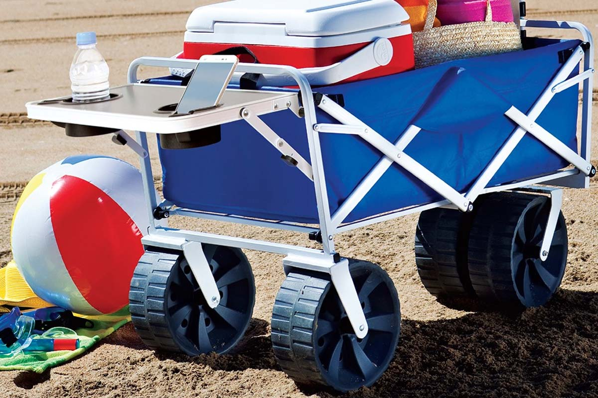 Best Beach Wagon Carts