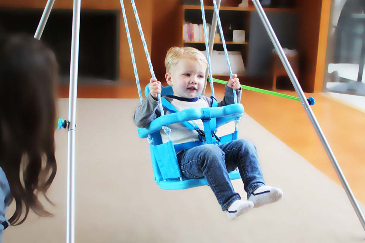 10 Best Portable Toddler Swings