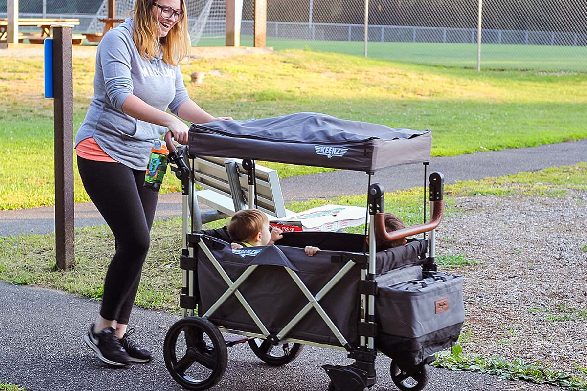 10 Best Folding Wagons For Kids
