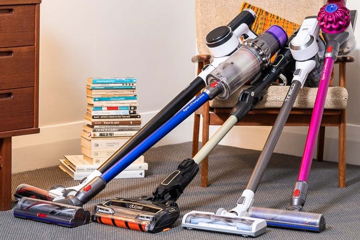 10 Best Stick Vacuum Cleaners