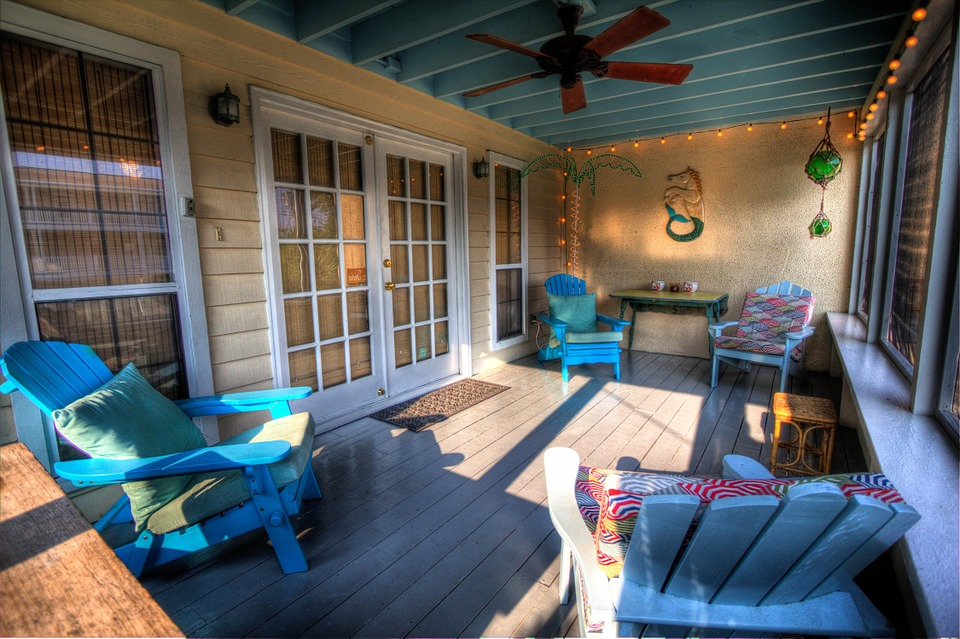 Best Front Deck Ideas for Small Houses