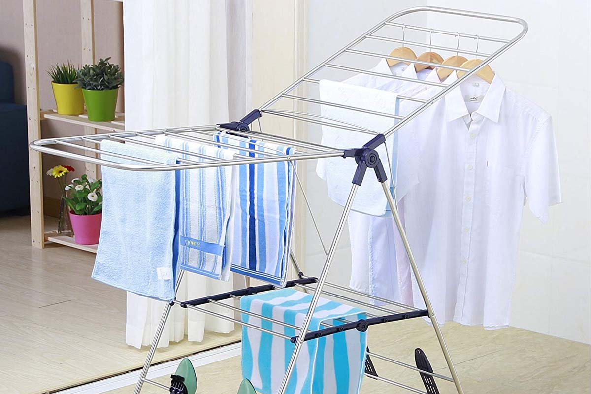 10 Best Foldable Clothes Drying Racks